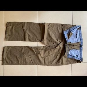 J crew lightweight broken in chino
